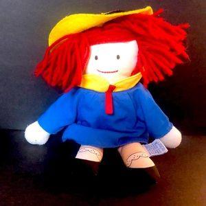 Madeline Stuffed Doll Coat Appendix Scar Eden